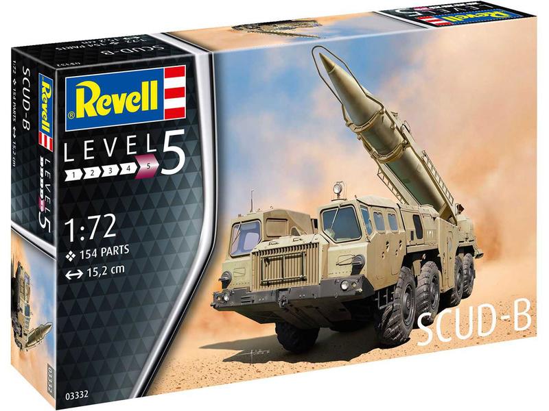 Revell Scud-B (1:72)