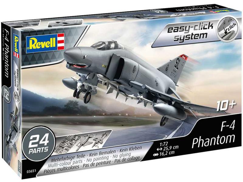 Revell F-4 Phantom (1:72)