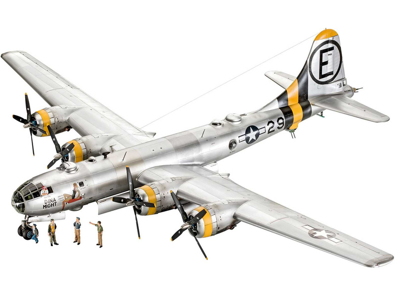 Revell Boeing B-29 Super Fortress (1:48)