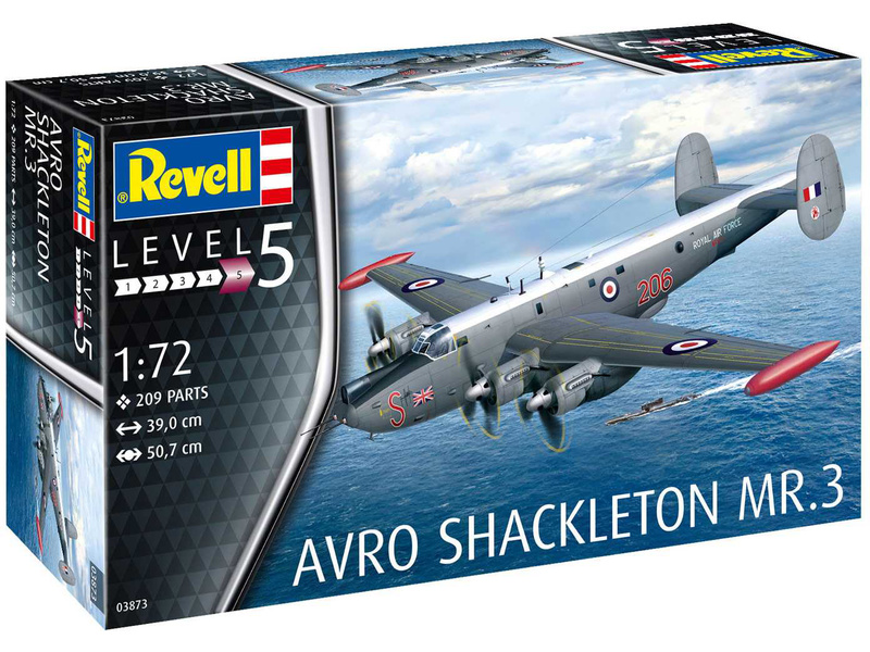 Revell Avro Shackleton Mk.3 (1:72)