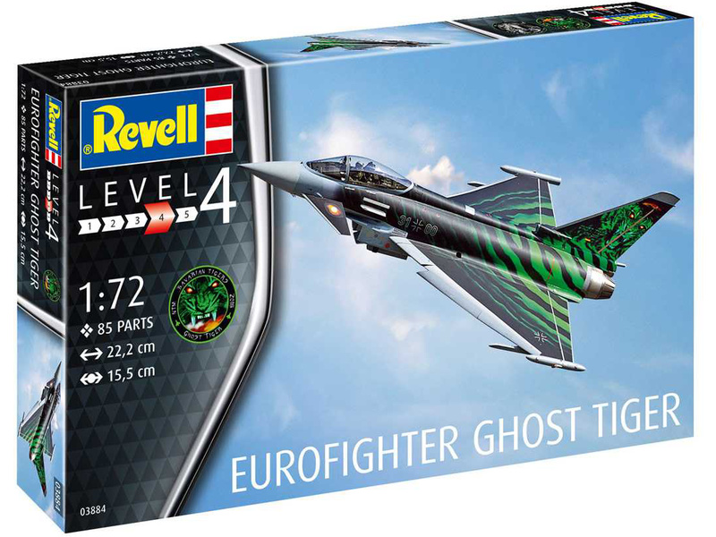 Revell Eurofighter Ghost Tiger (1:72)
