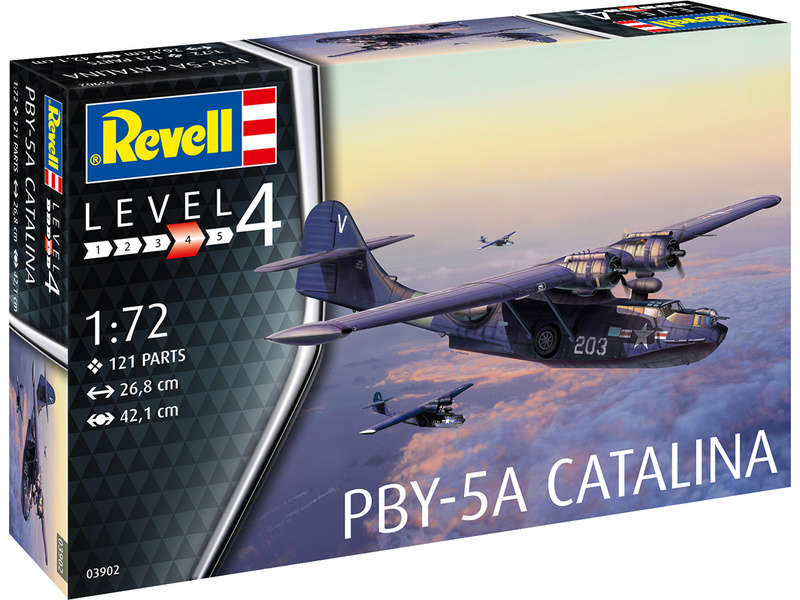 Revell Consolidated PBY-5a Catalina (1:72)