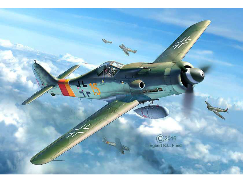 Revell Focke Wulf Fw 190 D-9 (1:48)