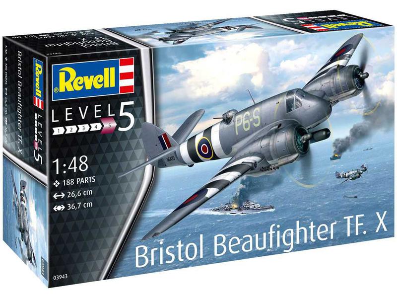 Revell Bristol Beaufighter TF. X (1:48)