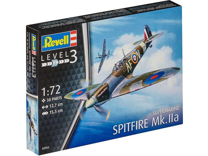 Revell Supermarine Spitfire Mk. IIa (1:72)