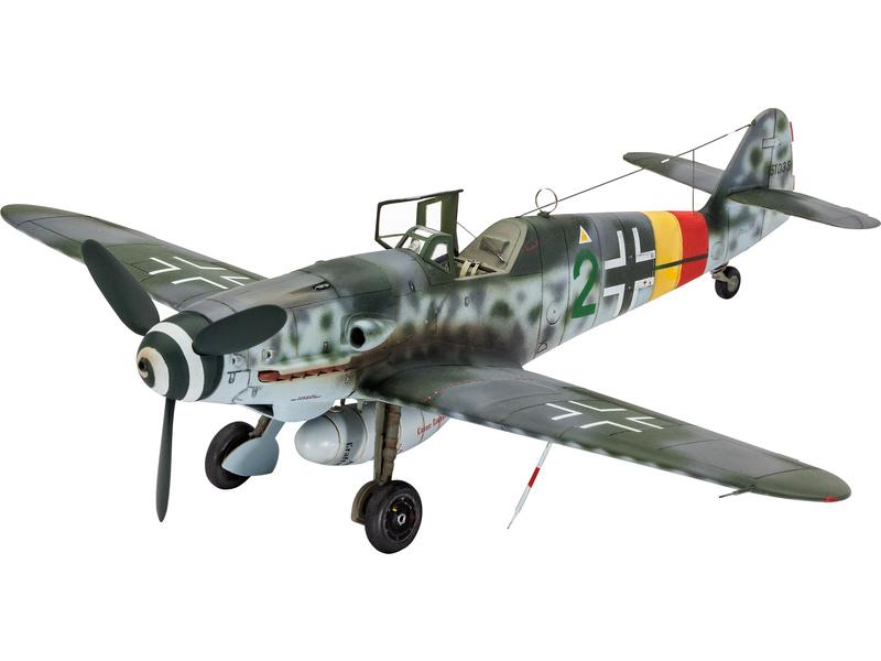 Revell Messerschmitt Bf 109 G-10 (1:48)