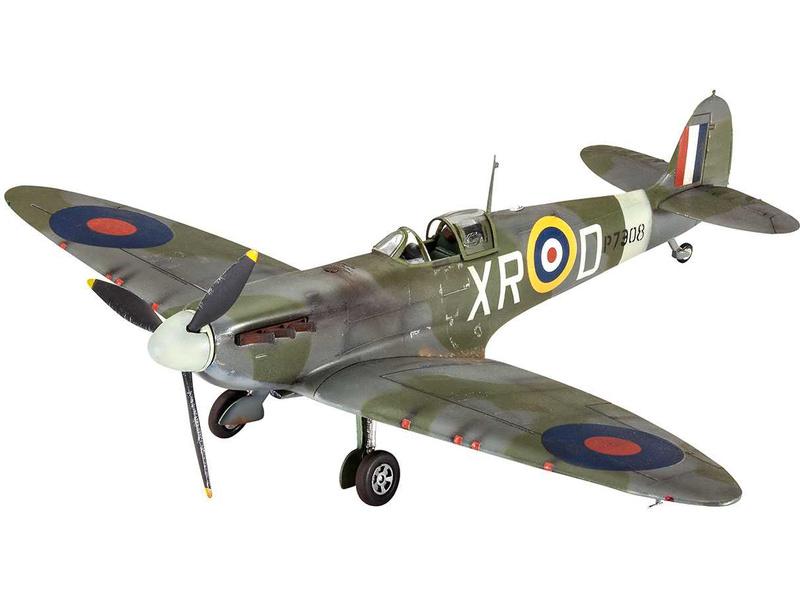 Revell Supermarine Spitfire Mk. II (1:48)