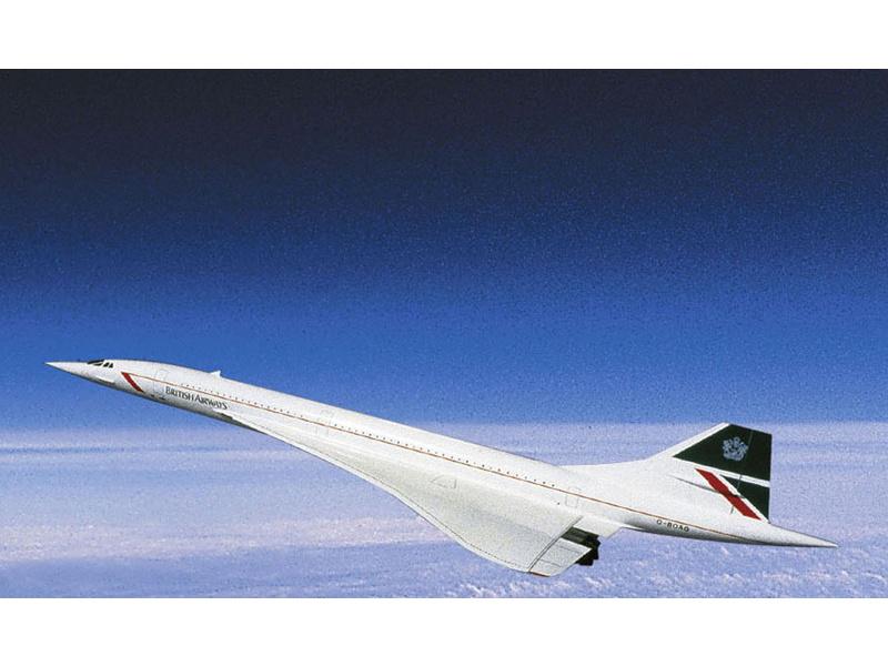 Revell Concorde British Airways (1:144)
