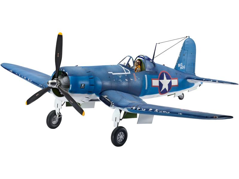 Revell Vought F4U-1D Corsair (1:32)