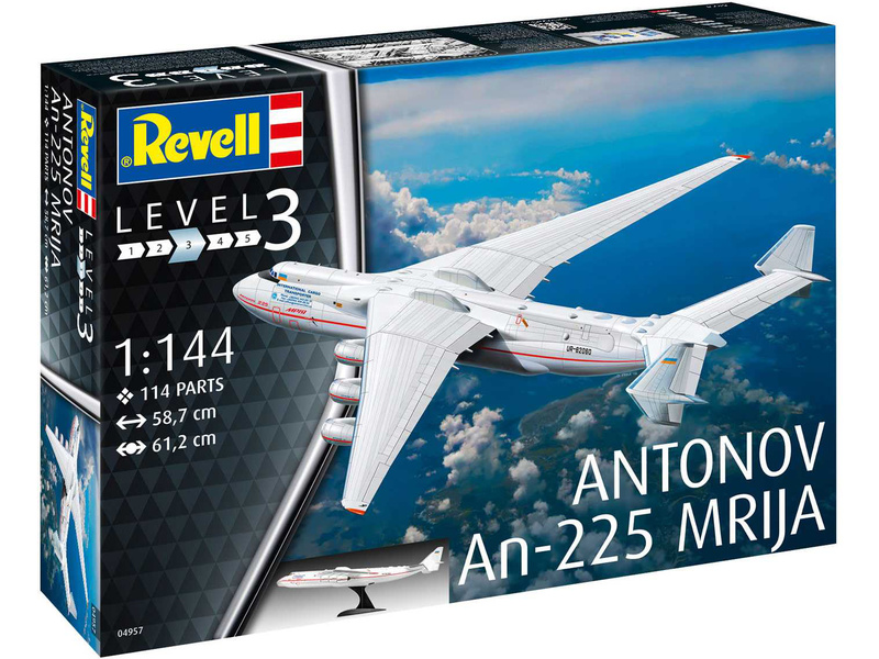 Revell Antonov AN-225 Mrija (1:144)