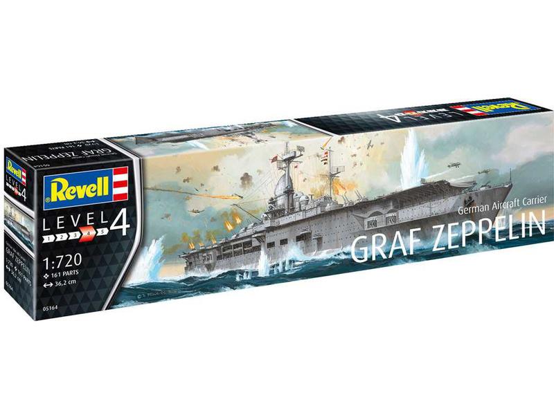 Revell Graf Zeppelin (1:720)