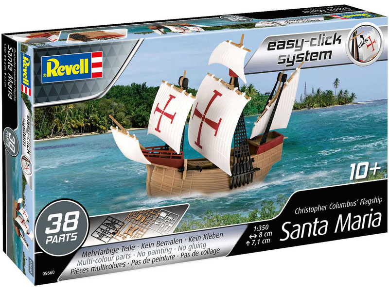 Revell Santa Maria (1:350)