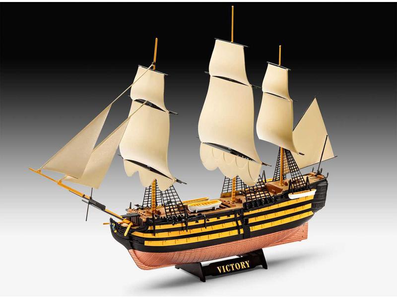 Revell Admiral Nelson Flagship (1:450)