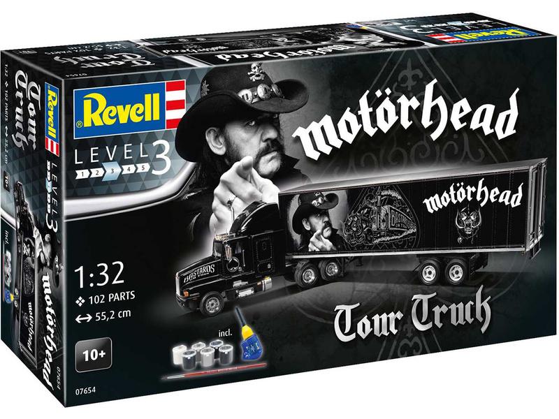 Revell Motörhead Tour Truck (1:32) (giftset)