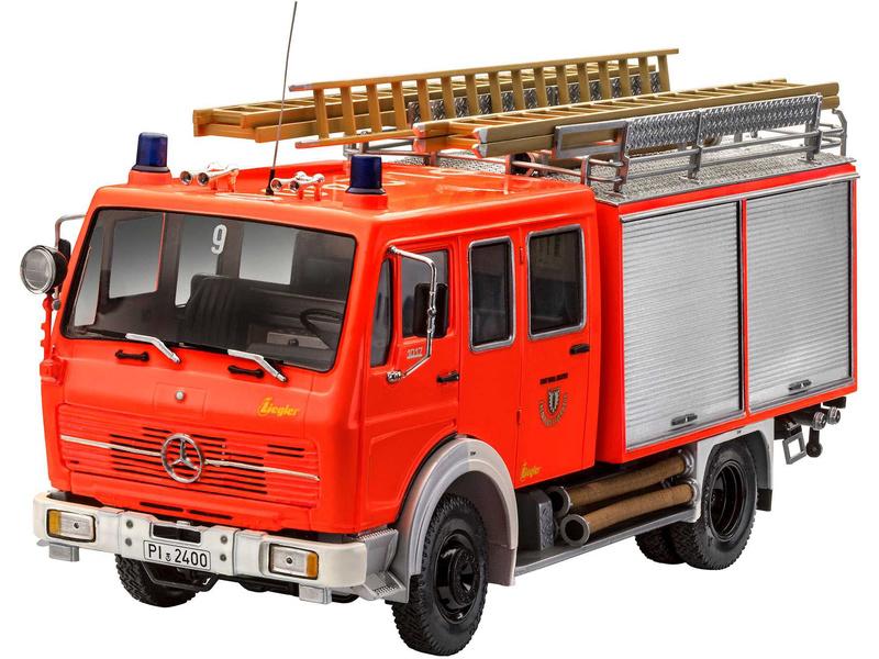 Revell Mercedes-Benz 1017 LF 16 (1:24)