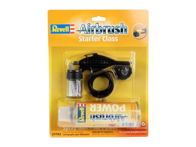 Revell stříkací pistole + Airbrush Power II