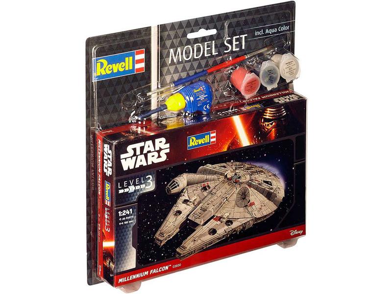 Revell SW - Millennium Falcon (1:241) sada