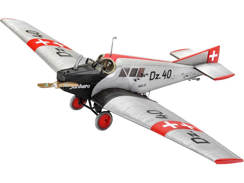 Revell Junkers F.13 (1:72) (sada)