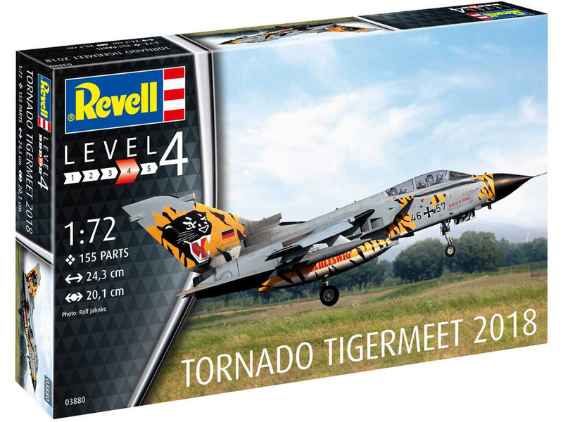 "Revell Panavia Tornado ECR ""Tigermeet 2018"" (1:72) (set)"