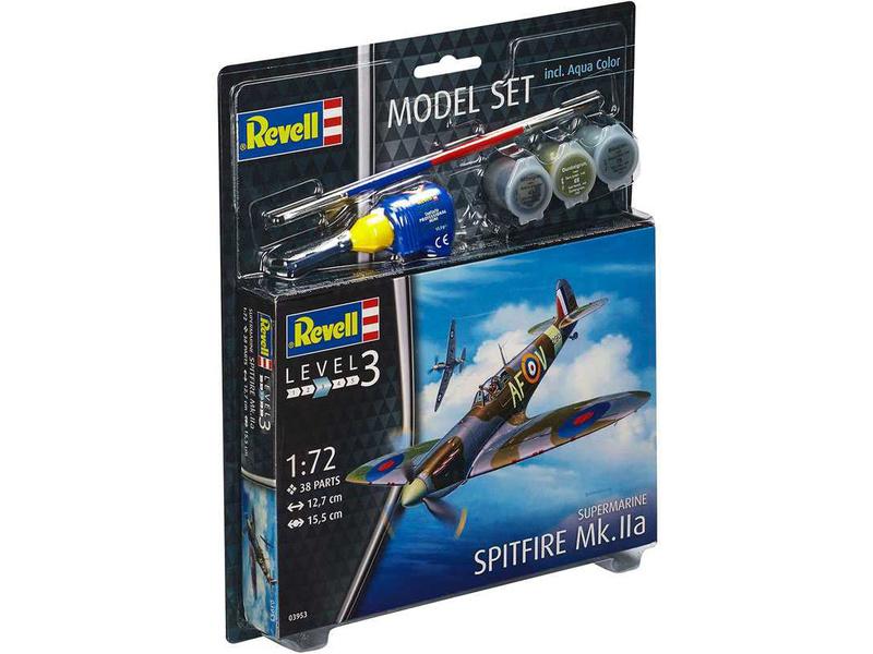 Revell Supermarine Spitfire Mk. IIa (1:72) sada