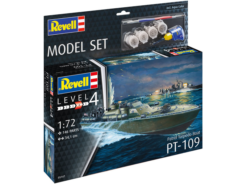 Revell Elco PT-109 (1:72)