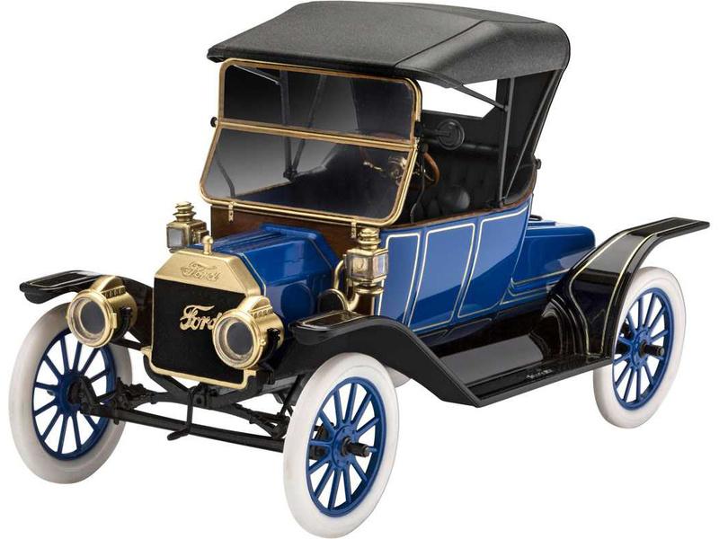 Revell Ford Model T Road 1913 (1:24)