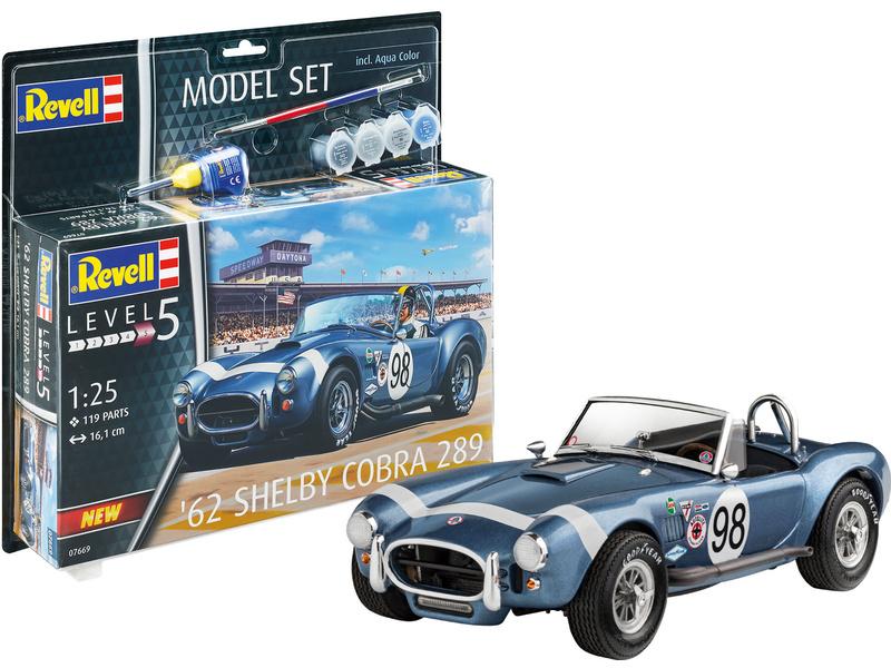 Revell AC Cobra 289 (1:25) (sada)