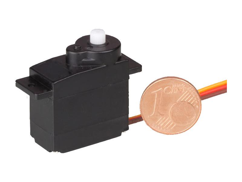 Joysway Mad Flow Brushless V3 servo 9g, kabel 235 mm