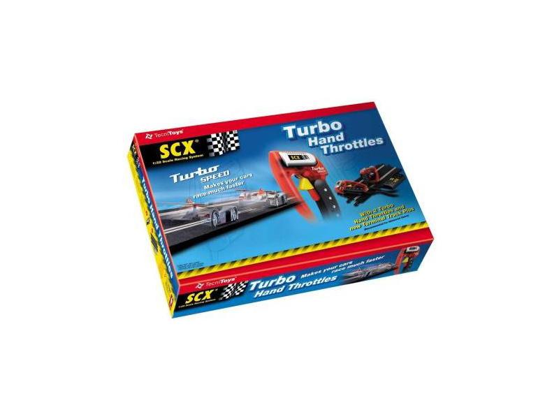SCX Ovladač turbo