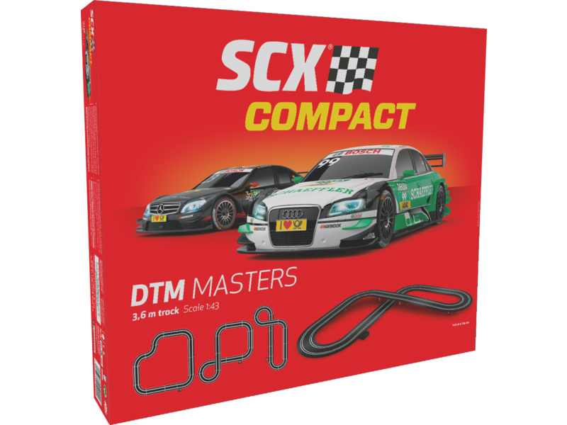 SCX Compact DTM Masters