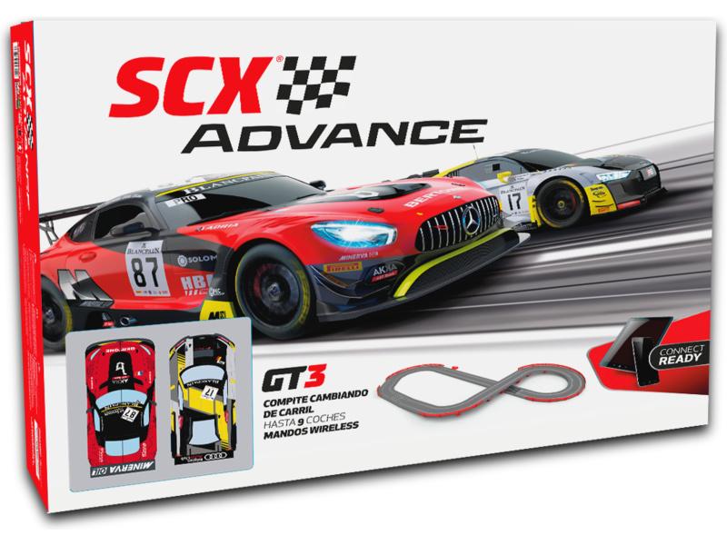 SCX Advance GT3