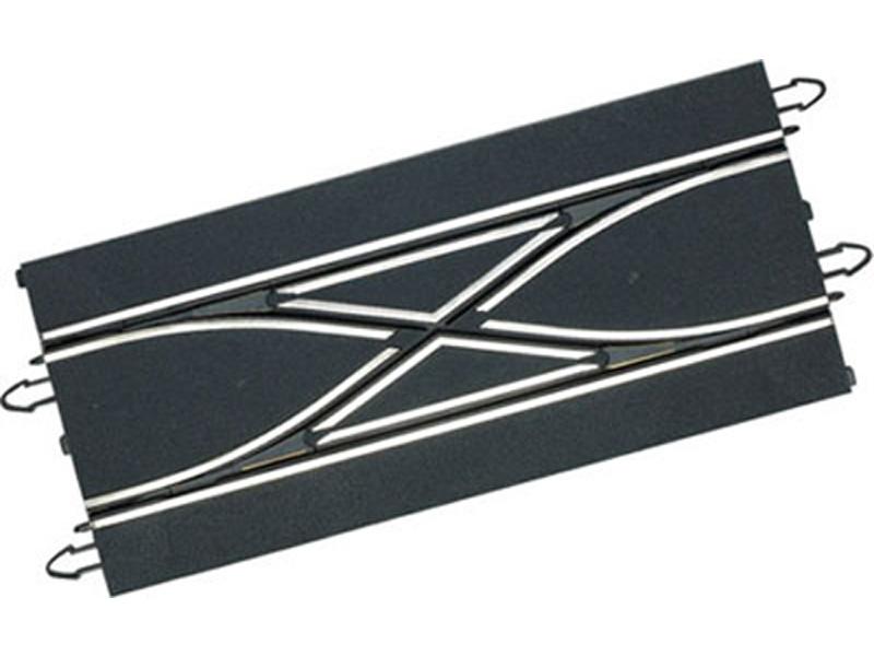 SCX Advance / WOS Výhybka obousměrná 360mm (2)