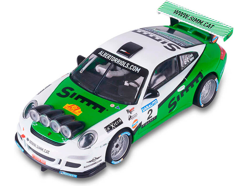 SCX Advance Porsche 911 RALLY Orriols