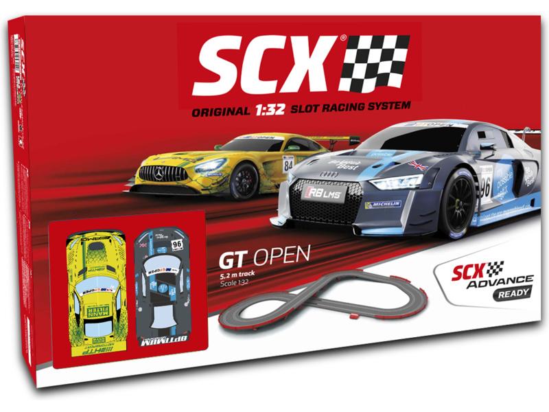 SCX Original GT Open