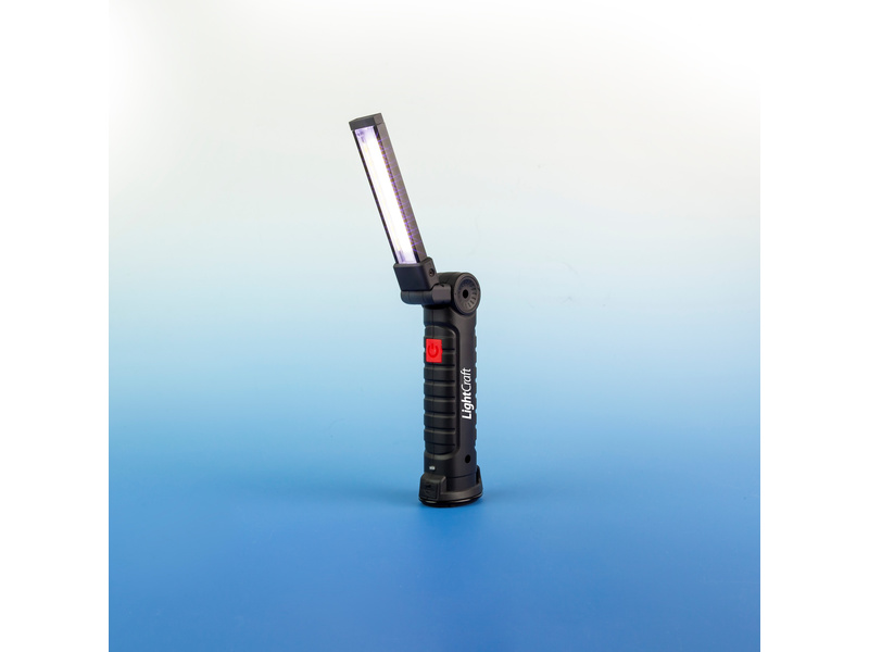 Lightcraft LED světlo s magnetickým držákem