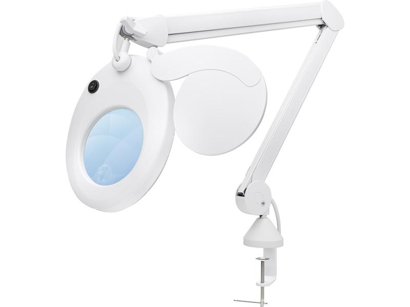 Lightcraft stolní lampa Slim Line LED s lupou
