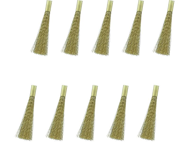 Modelcraft mosazná náplň do brusné tužky 4mm (10ks)