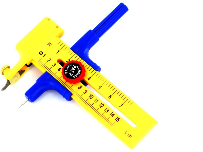 Modelcraft rezacie kružidlo 10-150mm