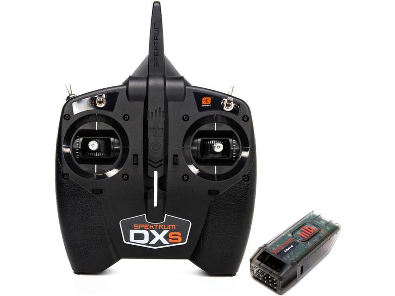 Spektrum DXs DSMX, AR410
