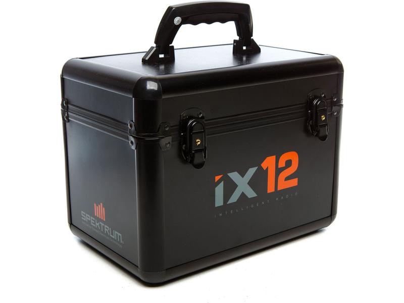 Spektrum kufr vysílače iX12