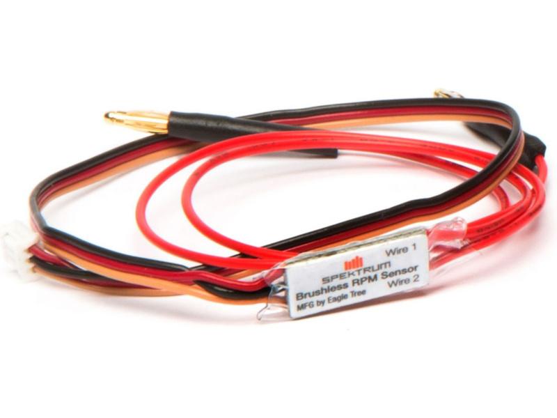 Spektrum telemetrie - senzor otáček Brushless