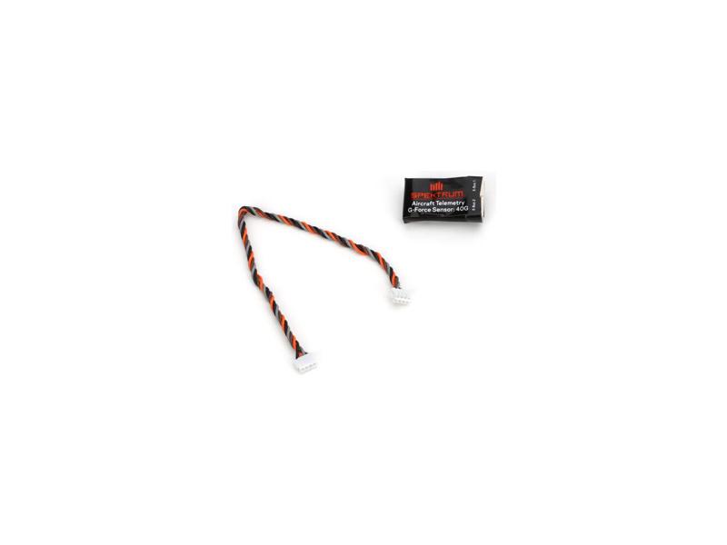 Spektrum telemetrie - 3-osý G-Force senzor 40G