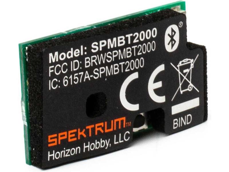Spektrum programovací modul Bluetooth