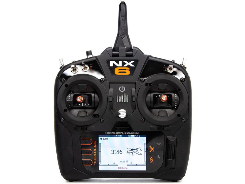 Spektrum NX6 DSMX pouze vysílač