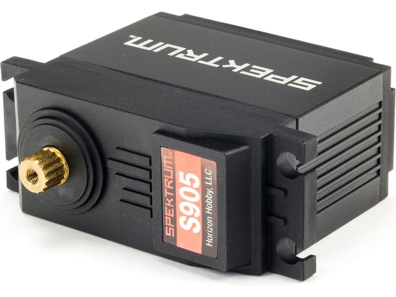 Spektrum servo S905 38kg.cm 0.2s/60° WP 15T