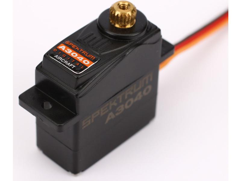 Spektrum servo A3040 2.0kg.cm 0.10s/60° MG