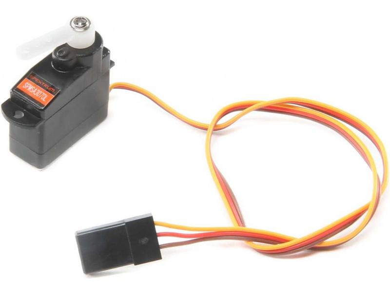 Spektrum servo A3070L 3.7g Sub Micro, dlouhý kabel