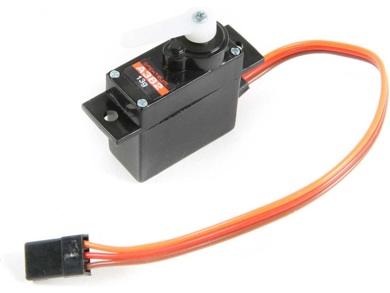 Spektrum servo A382 13g MG, kabel 24cm