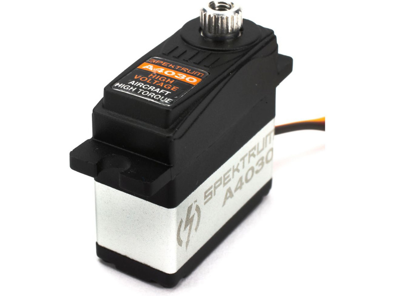 Spektrum servo A4030 6.0kg.cm 0.10s/60° HV MG