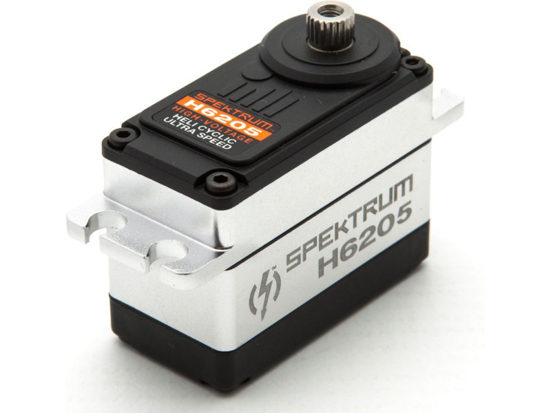 Spektrum servo H6205 Helo High Speed MG HV
